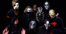 Slipknot mostra novas máscaras de 2019
