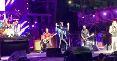 Foo Fighters toca Queen com o The Struts