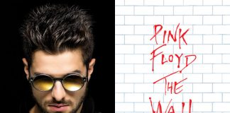 Alok e The Wall, do Pink Floyd