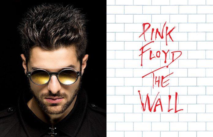 Alok e The Wall, do Pink Floyd