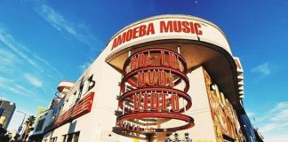 Amoeba Music em Hollywood