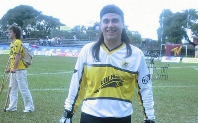 Andre Matos no RockGol