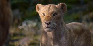 Beyoncé como Nala em O Rei Leão