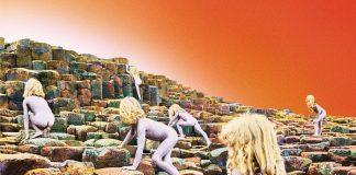 Capa de Houses of the Holy, do Led Zeppelin
