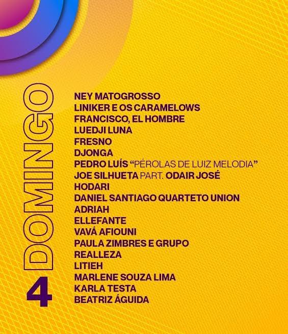 Domingo CoMA 2019