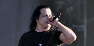 Glenn Danzig do Misfits