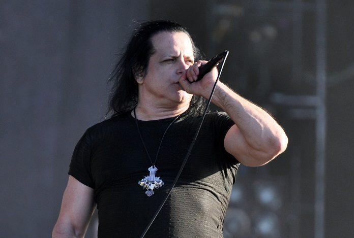 Glenn Danzig do Misfits