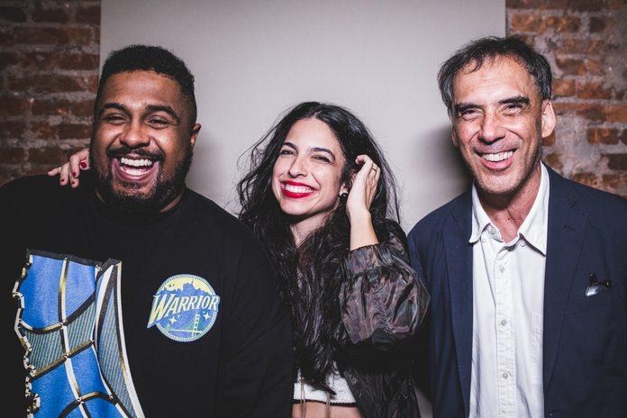 Illy, Arnaldo Antunes e Baco Exu do Blues