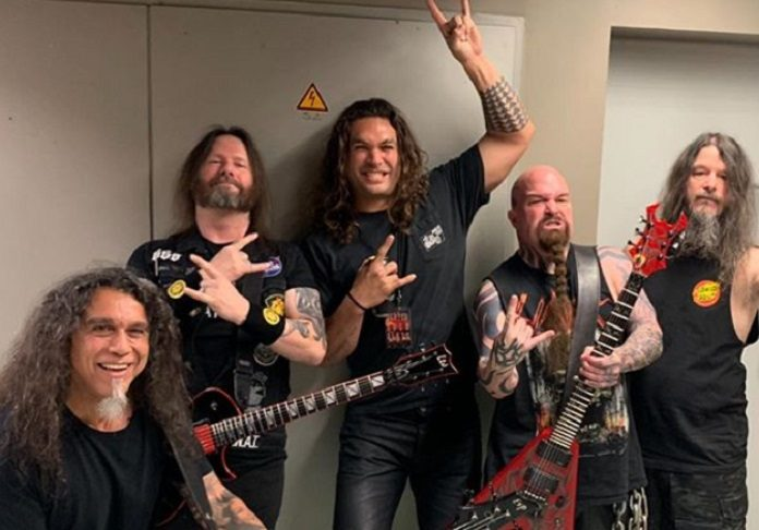 Jason Momoa e Slayer Anthrax