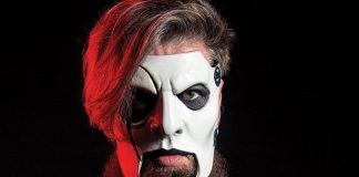 Jim Root do Slipknot