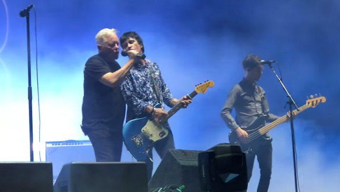Johnny Marr e Bernard Sumner, Electronic (Joy Division, The Smiths)