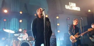 Liam Gallagher Shockwave Ao Vivo