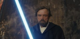 Luke Skywalker (Mark Hamill) em Star Wars