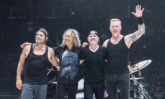 Metallica toca em abril de 2020 no Brasil, afirma jornalista