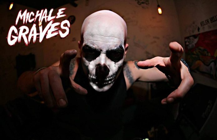 Michale Graves ex-Misfits