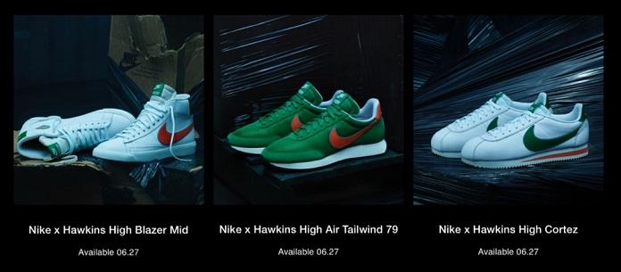 Nike Stranger Things 1