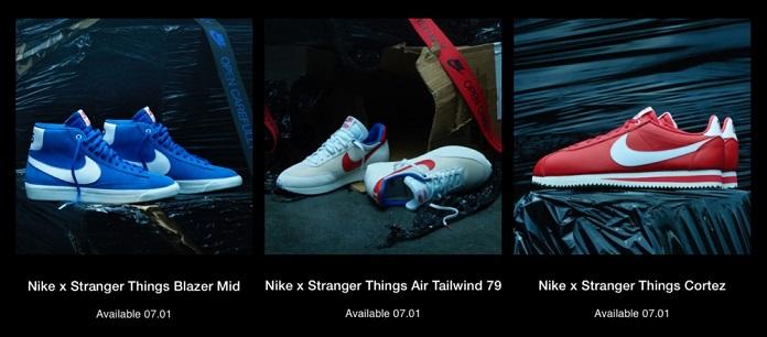 Nike Stranger Things 2