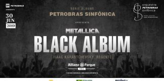Orquestra Petrobras Sinfônica Metallica Black Album