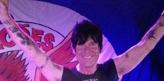 Paulo Antônio Pagni (Paulo Pagni), baterista do RPM