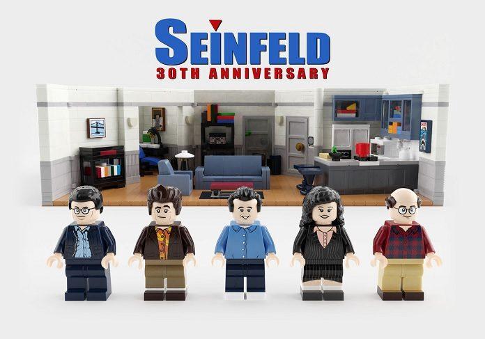 Seinfeld LEGO