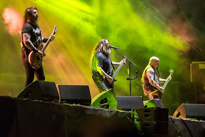 Slayer ao vivo