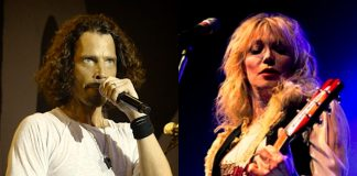 Soundgarden e Hole (Chris Cornell, Courtney Love)