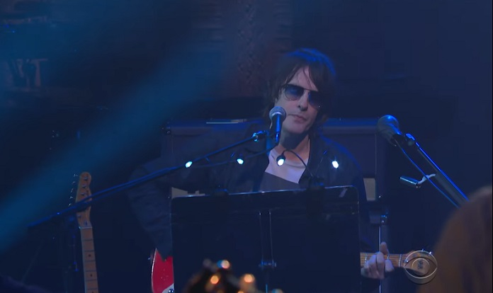 Spiritualized no Colbert