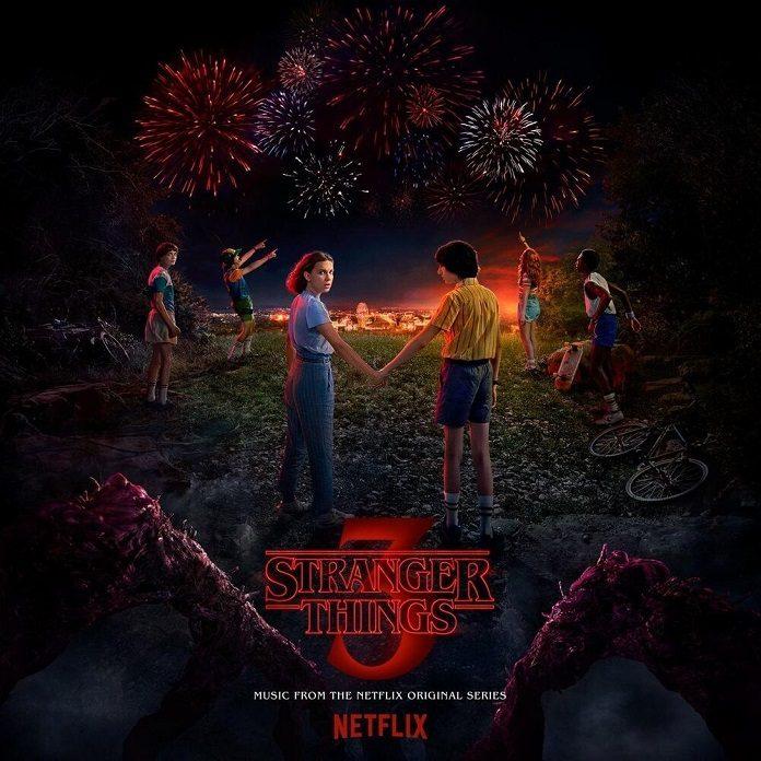 Stranger Things 3 trilha sonora