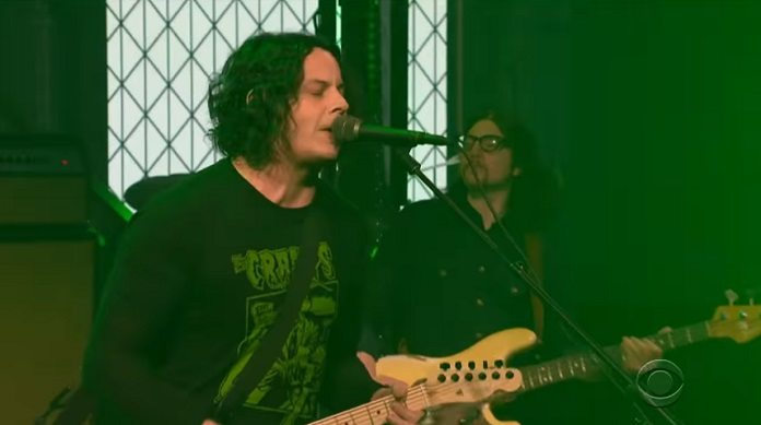 The Raconteurs na TV