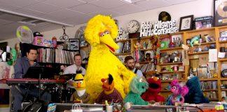 Vila Sésamo (Sesame Street) Tiny Desk NPR
