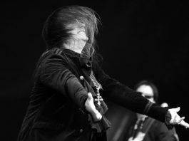 Andre Matos com o Viper no Rock In Rio 2013