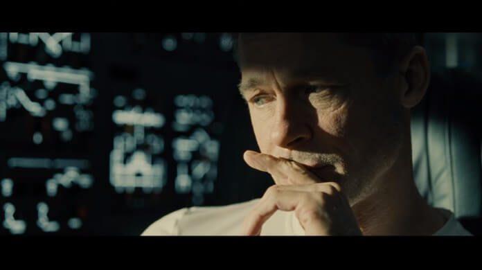 Brad Pitt no trailer de Ad Astra
