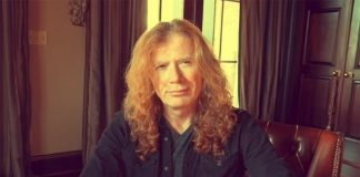 Dave Mustaine, do Megadeth