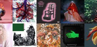 Lançamentos de Discos: Junho de 2019