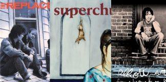 The Replacements, Superchunk e Elliott Smith