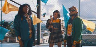 """Majur, Pabllo Vittar e Emicida no clipe de """"AmarElo"""""""