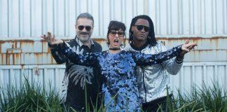 DJ Memê, Fernanda Abreu e Toni Garrido