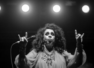 Gal Costa no Festival Queremos! 2019