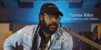 Tarrus Riley em vídeo da Jamaica sobre inflação