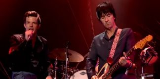 The Killers e Johnny Marr no Glastonbury 2019