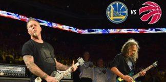 Metallica na NBA