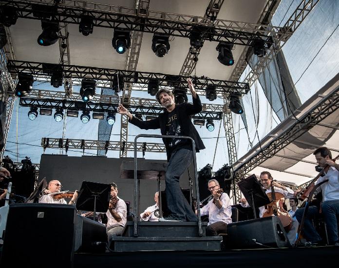 Orquestra Petrobras Sinfônica no Festival Queremos! 2019