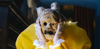 Poppy, Fever 333 - Scary Mask