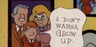 Ramones - I Dont Wanna Grow Up