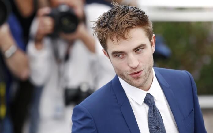 Robert Pattinson em 2017