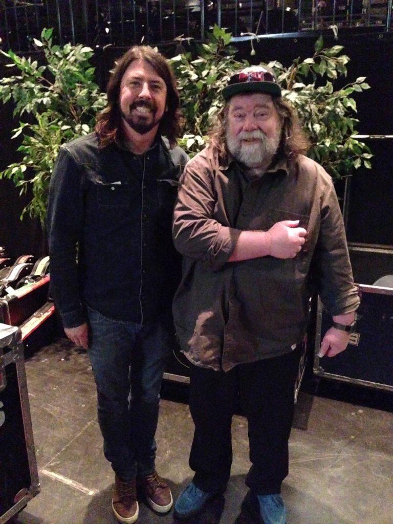 Roky Erickson e Dave Grohl