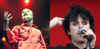 Slipknot e Green Day