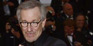 Steven Spielberg em Cannes, 2013