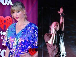 Taylor Swift e Radiohead