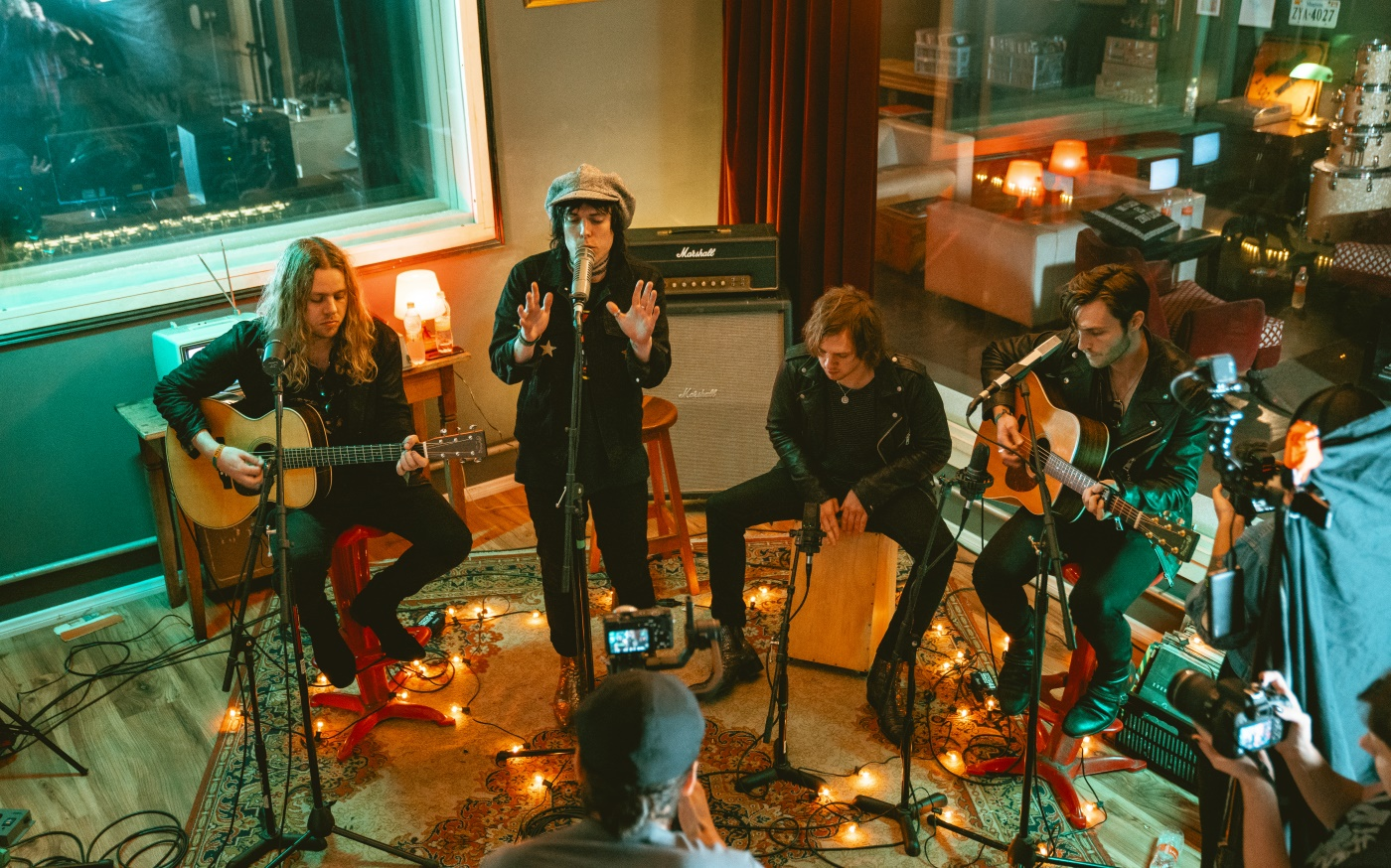 TMDQA! Sessions com The Struts